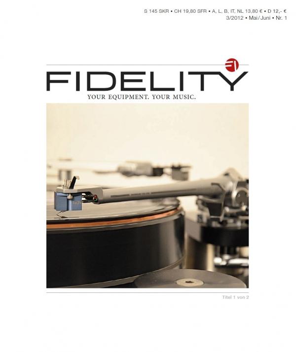 FIDELITY 1 Titelseite 1 von 2