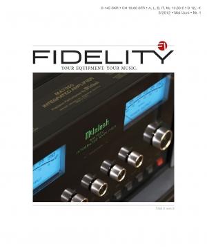 FIDELITY 1 Titelseite 2 von 2