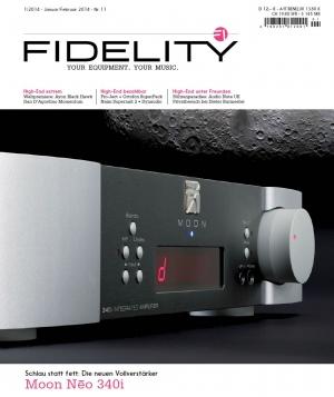 FIDELITY 11 Titel