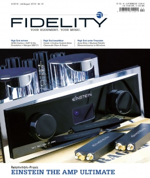 FIDELITY 14 Titel