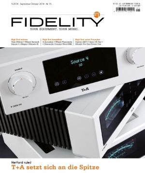 FIDELITY 15 Titel