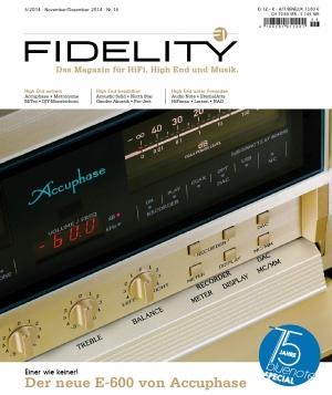FIDELITY 16 Titel