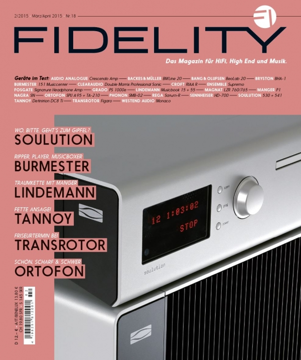 FIDELITY 18 Titel