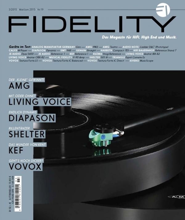 FIDELITY 19 Titel