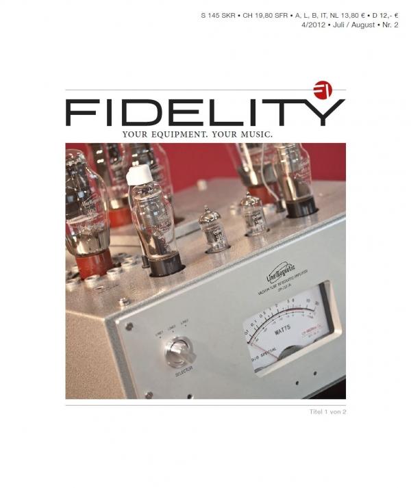FIDELITY 2 Titelseite 1 von 2