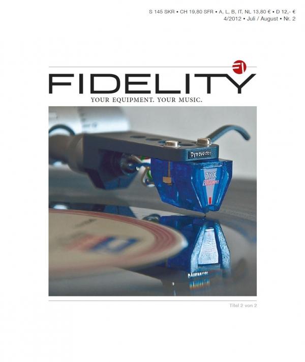 FIDELITY 2 Titelseite 2 von 2