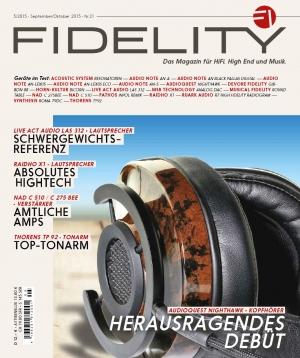 FIDELITY 21 Titel