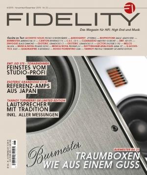 FIDELITY 22 Titel