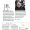 FIDELITY 23 Editorial