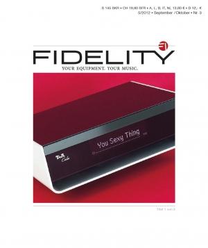FIDELITY 3 Titelseite 1 von 2