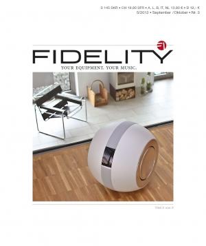 FIDELITY 3 Titelseite 2 von 2
