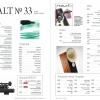 FIDELITY 33 Inhalt