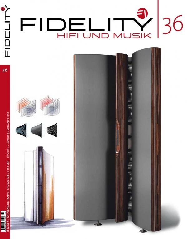 FIDELITY 36 Titel