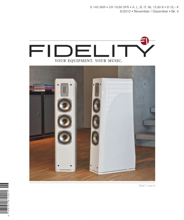 FIDELITY 4 Titelseite 1 von 2