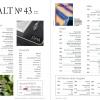 FIDELITY 43 Inhalt
