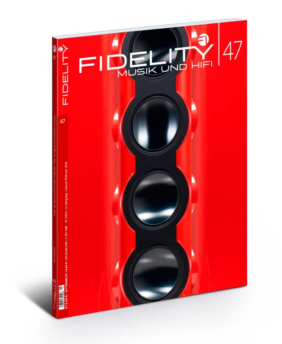 FIDELITY 47 perspektivisch Titel