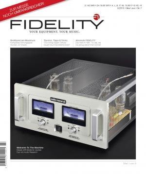 FIDELITY 7 Titelseite 1 von 2