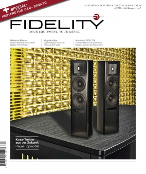 FIDELITY 8 Titel