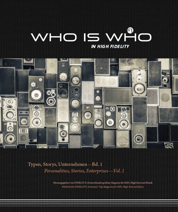Who is Who in High Fidelity Band 1 Titel