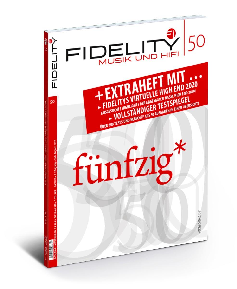 FIDELITY 50 Titel