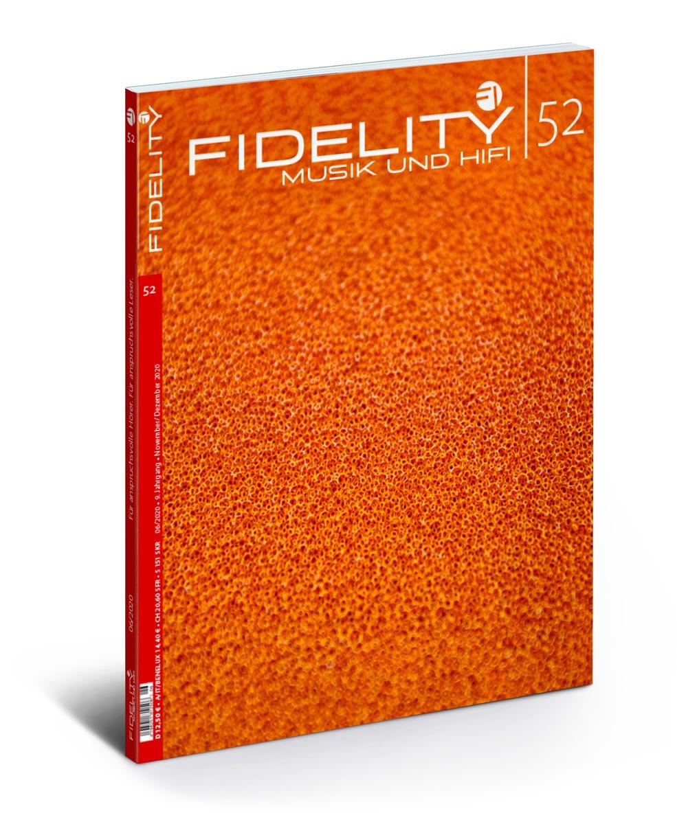 FIDELITY 52 Titel perspektivisch