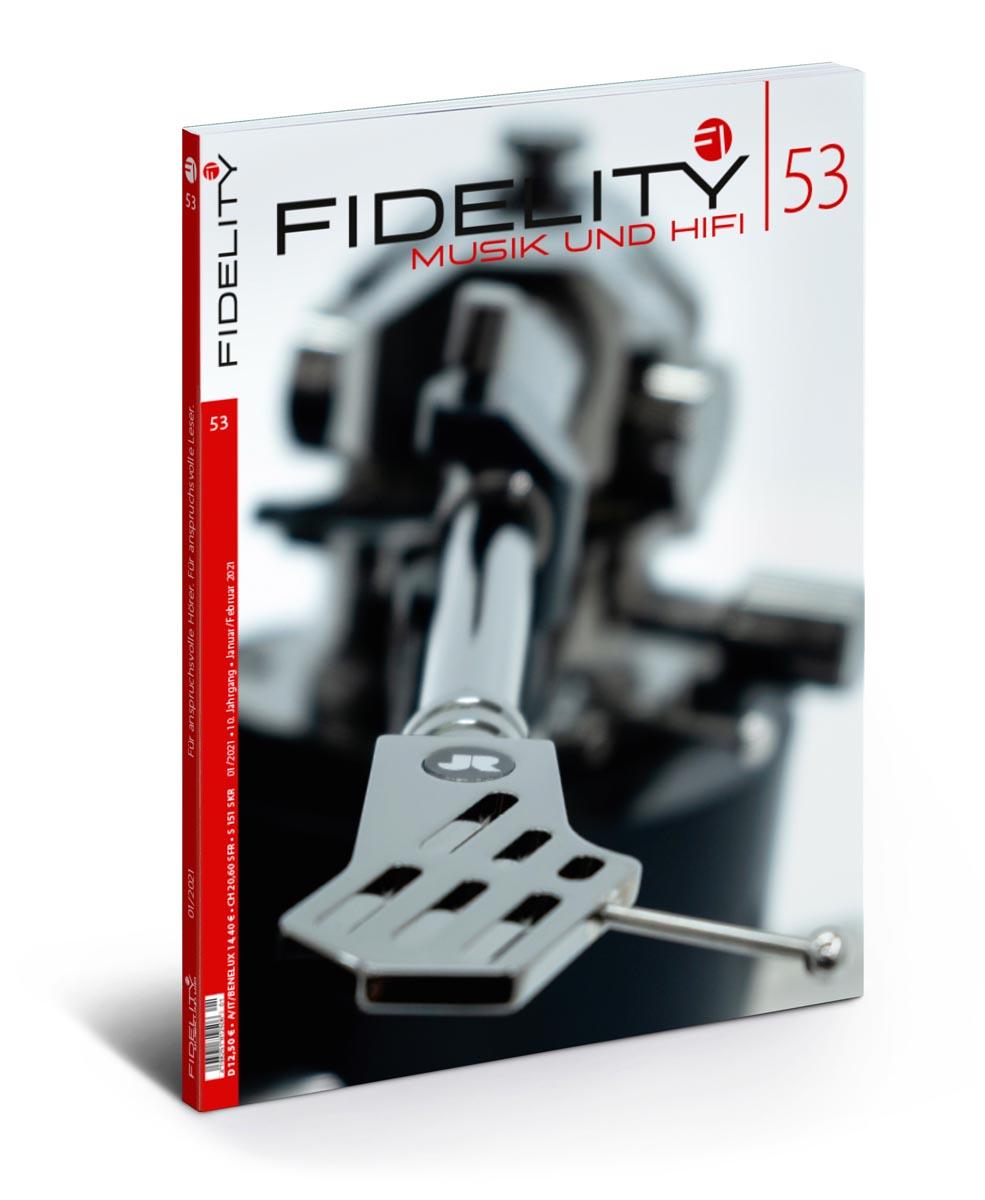 FIDELITY 53 Titel perspektivisch