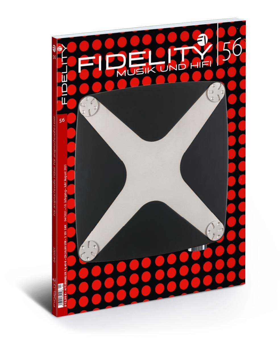 FIDELITY 56 Titel perspektivisch