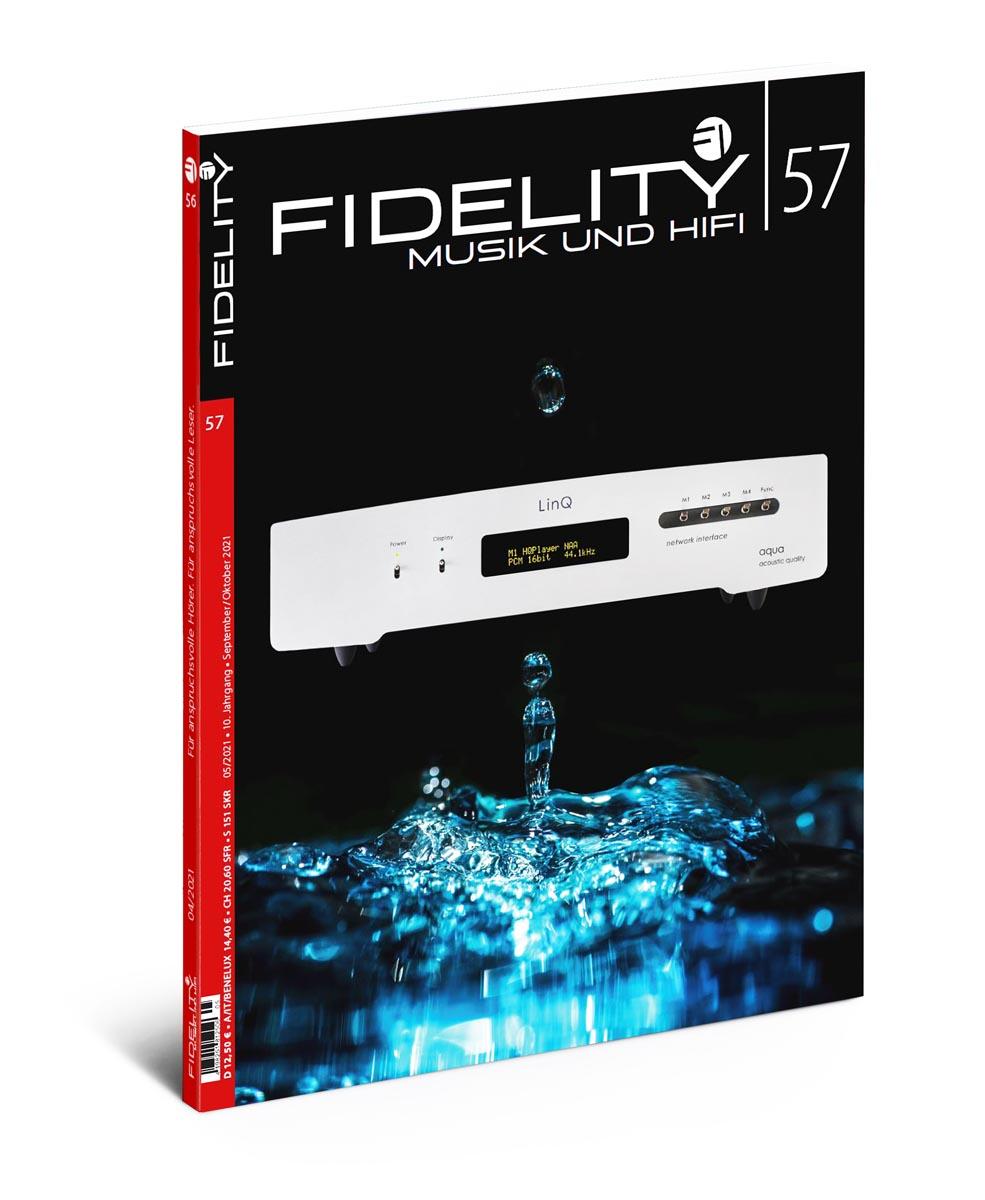 FIDELITY 57 Titel perspektivisch