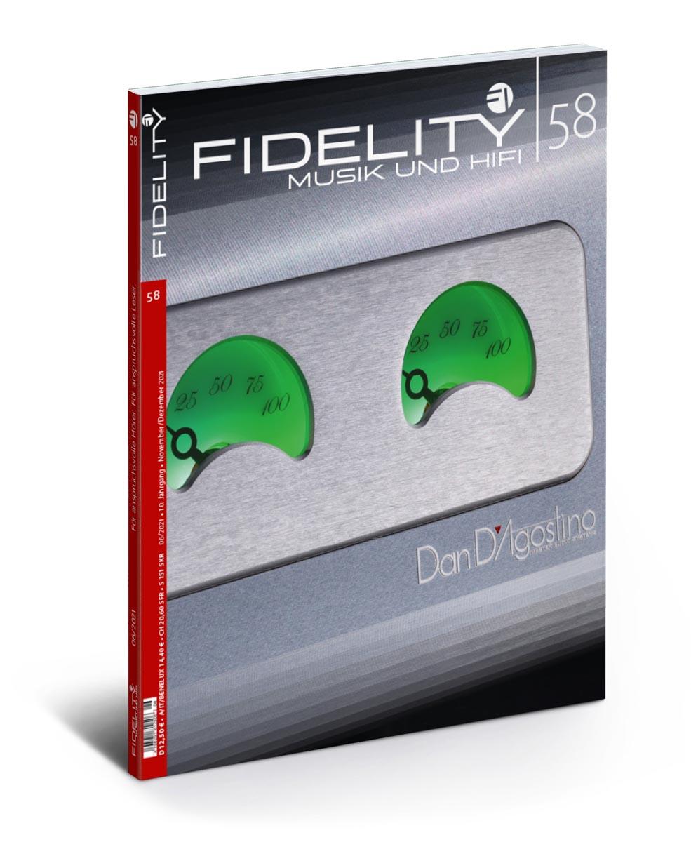 FIDELITY 58 Titel perspektivisch